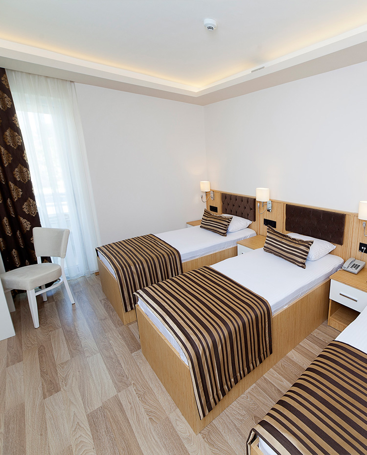 Hamzakoy BluePark Hotel Trible Oda